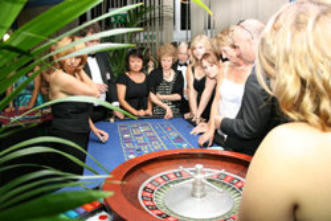roulette wedding