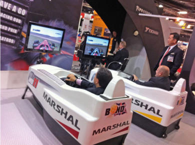 f1 simulators uk