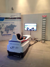 f1 simulator hire