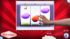 multitouch table hire